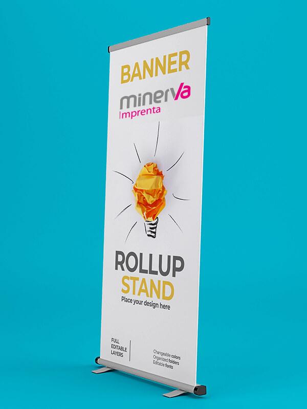 Roll-up-publicidad