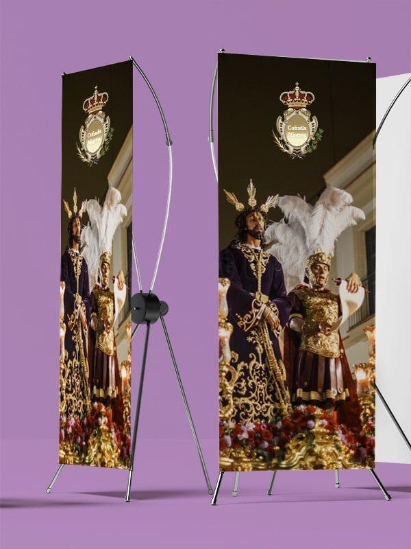 x banner semana santa